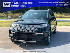 2020 Ford Explorer Platinum SUV for sale near Portage, IN