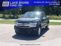 2020 Ford F-150 Platinum Truck for sale near Valparaiso, IN