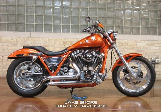 Used 1993 Harley Davidson Fxr Super Glide For Sale Mi