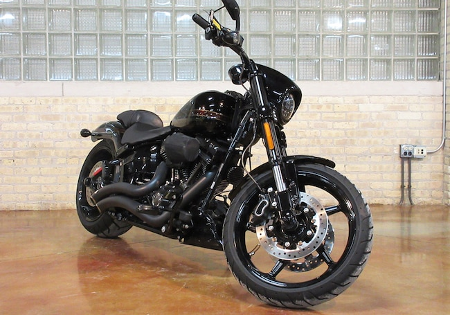 Used 2016 Harley Davidson Cvo Softail Pro Street Breakout