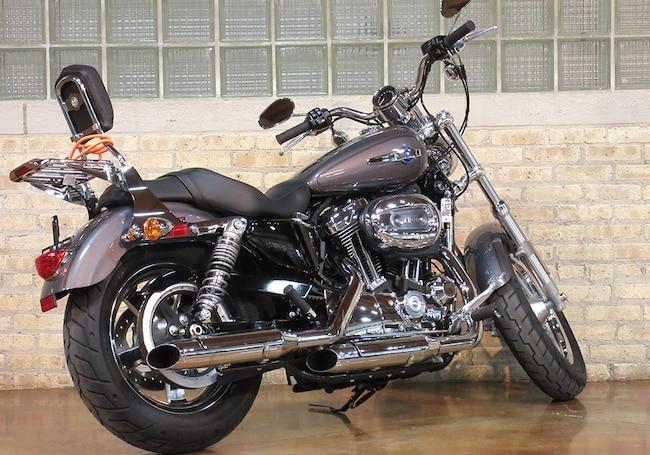 Used 2016 Harley Davidson Sportster 1200 Custom Xl1200c