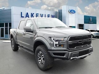 2018 Ford F-150 Raptor Truck SuperCrew Cab