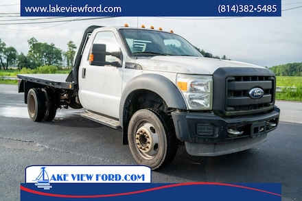2011 Ford F-450 Chassis XL Truck