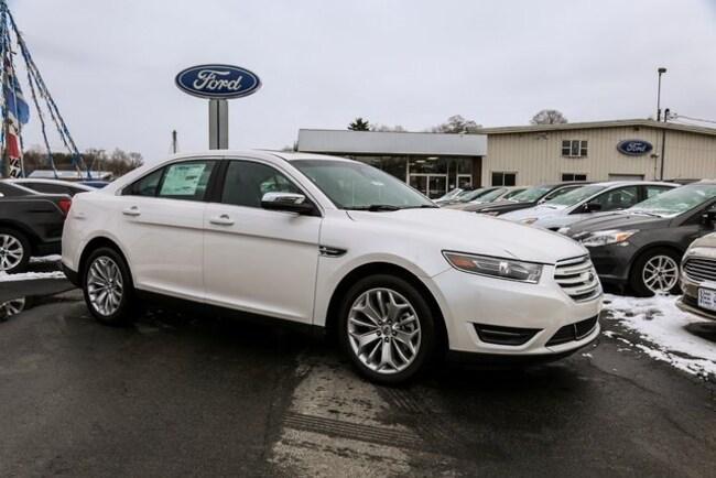 2019 Ford Taurus Limited Sedan