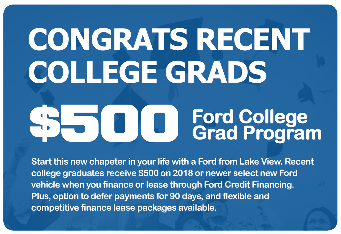 Ford College Graduate Program in Conneaut Lake, PA | Lake View Ford