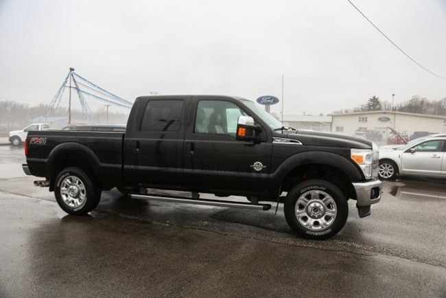 2012 Ford F-350 Truck Crew Cab