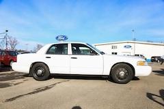 2008 Ford Crown Victoria Police Interceptor w/3.27 Axle Sedan
