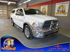 2012 Ram 1500 Laramie 4x2 Quad 6.4ft Truck Quad Cab