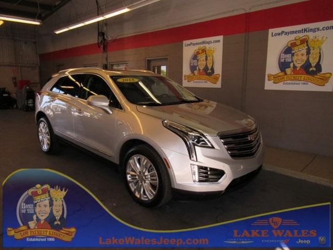 2018 CADILLAC XT5 Premium Luxury SUV