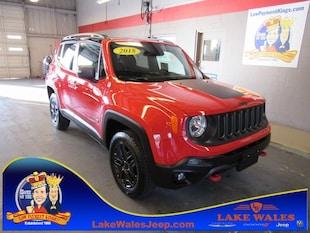 2018 Jeep Renegade Trailhawk 4x4 SUV
