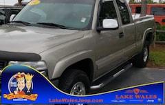 2002 Chevrolet Silverado 2500 Truck Extended Cab