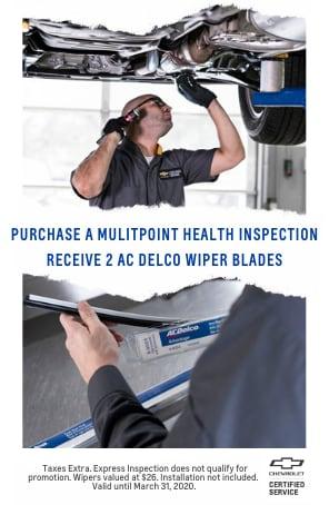 AC Delco Wiper Blades