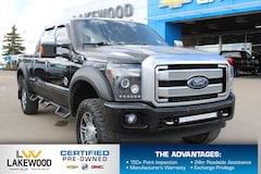 2014 Ford F-350 King Ranch Truck Crew Cab