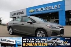 2019 Chevrolet Cruze LT DEMO Sedan