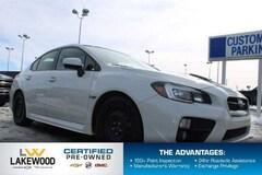 2015 Subaru WRX w/Sport Pkg Sedan