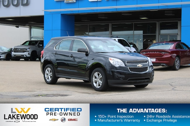 2013 Chevrolet Equinox LS AWD (Bluetooth, Keyless Entry) SUV