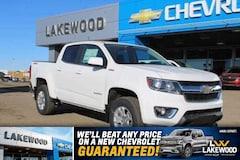 2019 Chevrolet Colorado 4WD LT Truck Crew Cab
