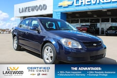 2010 Chevrolet Cobalt LT w/1SA Sedan
