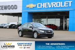 2013 Chevrolet Cruze LT Turbo Sedan