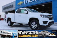 2019 Chevrolet Colorado 4WD Work Truck Truck Extended Cab