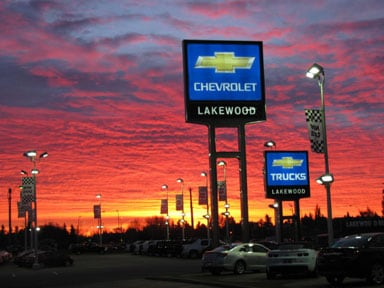 Lakewood Chevrolet | Vehicles for sale in Edmonton, AB T6E 5P2