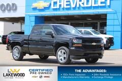 2017 Chevrolet Silverado 1500 Custom Truck Double Cab