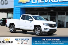 2018 Chevrolet Colorado 4WD Z71 Truck Extended Cab