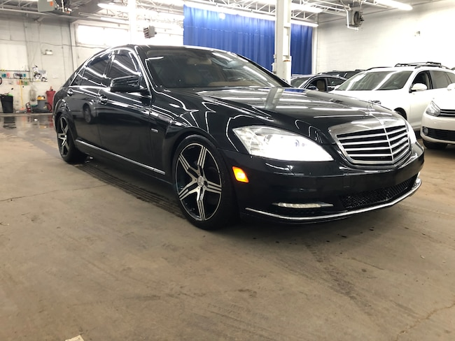 2012 Mercedes-Benz S-Class S350 4MATIC DIESEL, 259** Sedan