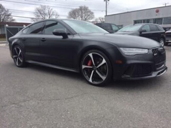 2016 Audi RS 7 MATTE BLACK, WARRANTY, WOW!!  *$519 * Hatchback