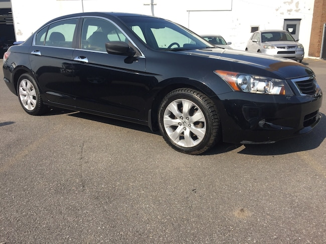 2008 Honda Accord EX-L*63704 KM* WOW Sedan