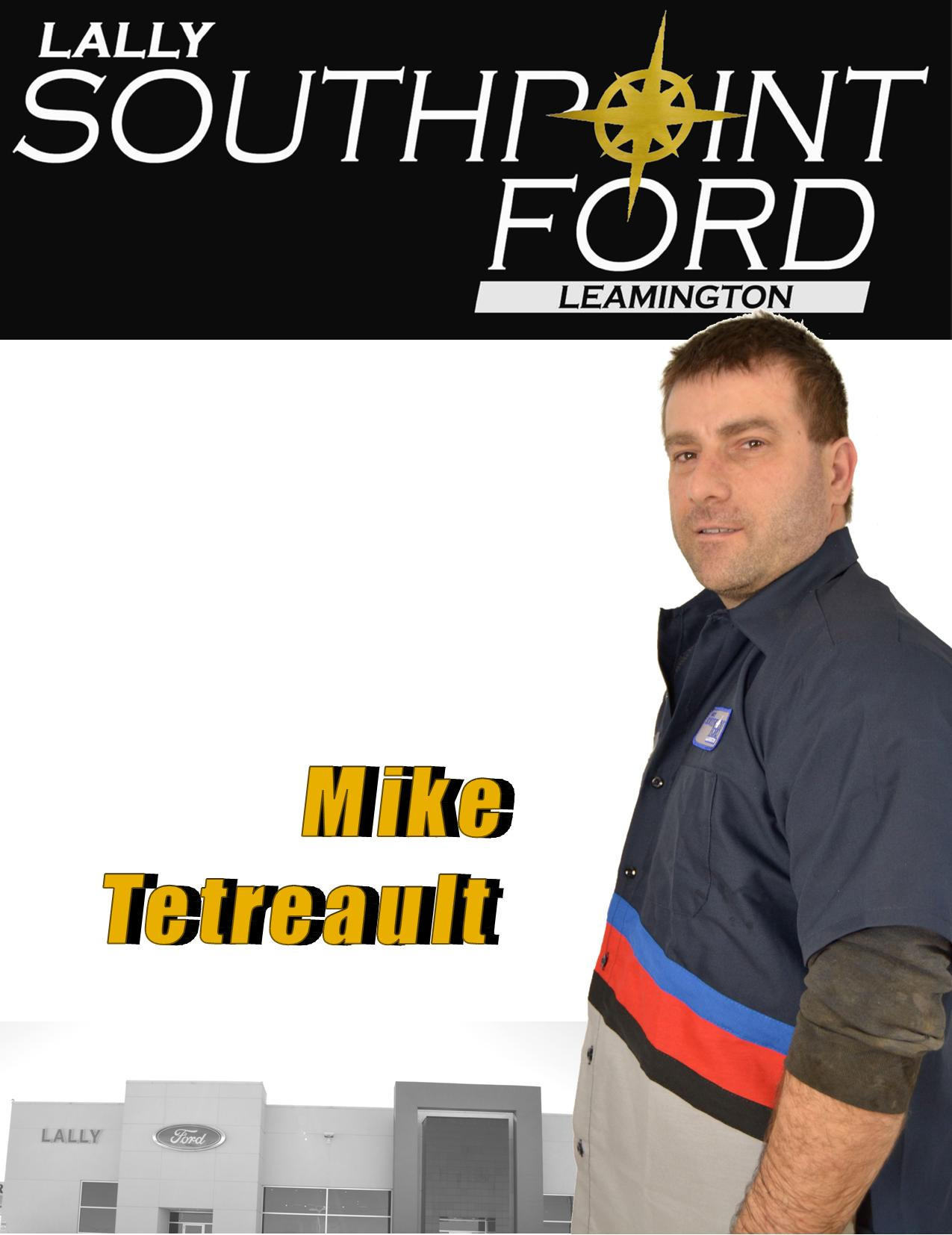 Mike Tetreault