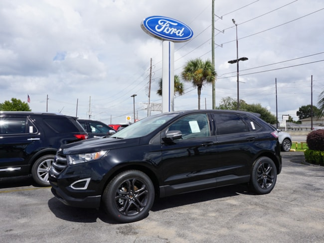 NEW 2018 Ford Edge SEL SUV for sale/lease Kenner, LA