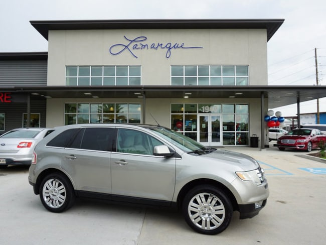 Used 2008 Ford Edge Limited SUV for sale in Kenner, LA
