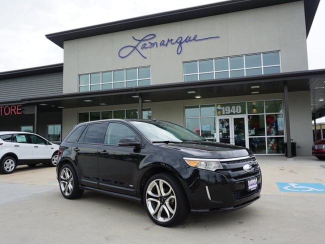 Used 2013 Ford Edge Sport SUV for sale in Kenner, LA