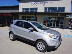 NEW 2019 Ford EcoSport SE SUV MAJ3S2GE7KC263694 for sale in Kenner, LA
