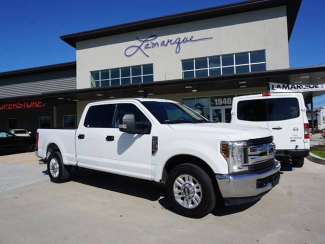 Used 2018 Ford F-250 Truck Crew Cab for sale in Kenner, LA