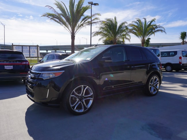 Used 2014 Ford Edge Sport SUV for sale in Kenner, LA