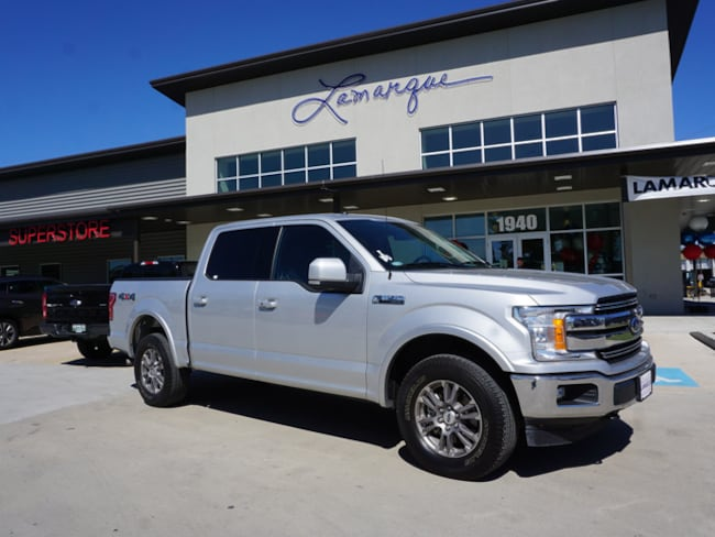 Used 2018 Ford F-150 Truck SuperCrew Cab for sale in Kenner, LA