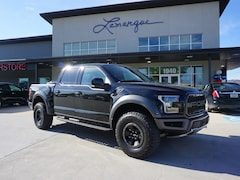 Pre-Owned 2017 Ford F-150 Raptor Truck SuperCrew Cab for sale in Kenner, LA