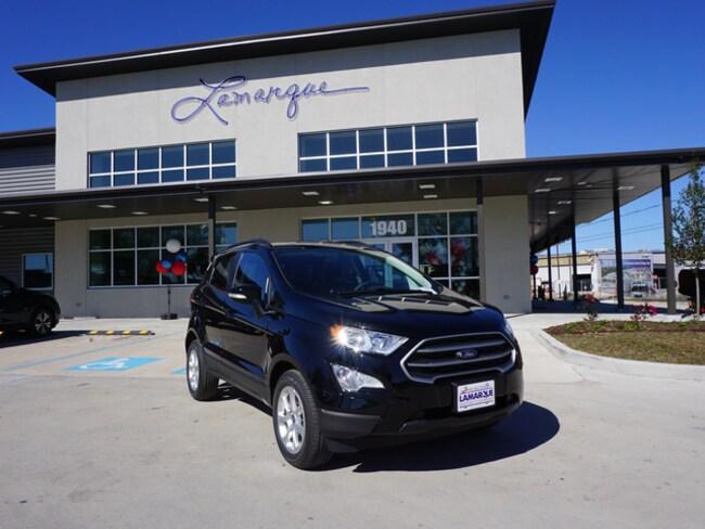NEW 2019 Ford EcoSport SE SUV for sale/lease Kenner, LA