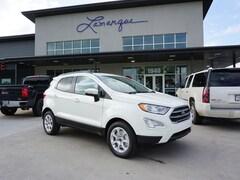 NEW 2019 Ford EcoSport SE SUV MAJ3S2GE9KC269805 for sale in Kenner, LA