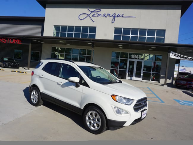 NEW 2019 Ford EcoSport SE SUV for sale/lease Kenner, LA