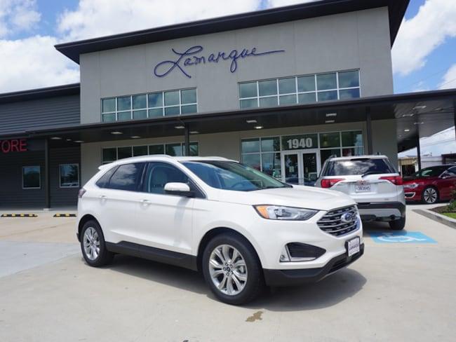 NEW 2019 Ford Edge Titanium SUV for sale/lease Kenner, LA