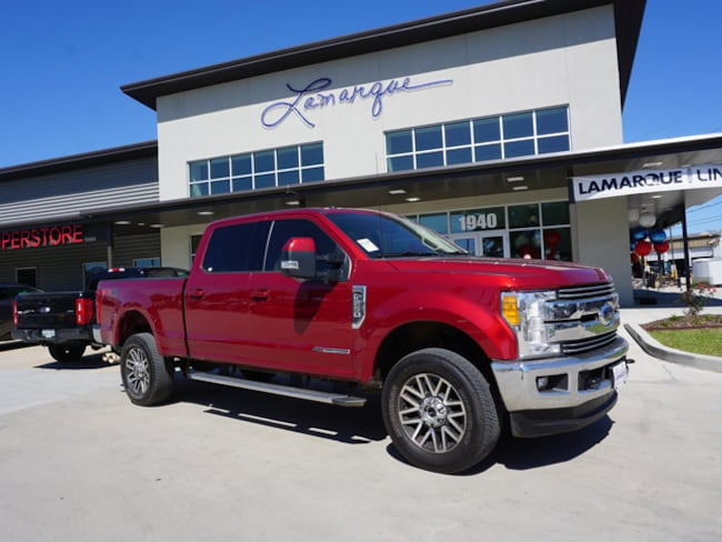 Used 2017 Ford F-250 Truck Crew Cab for sale in Kenner, LA
