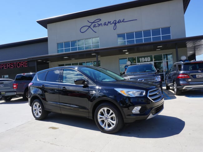 Used 2017 Ford Escape SE SUV for sale in Kenner, LA