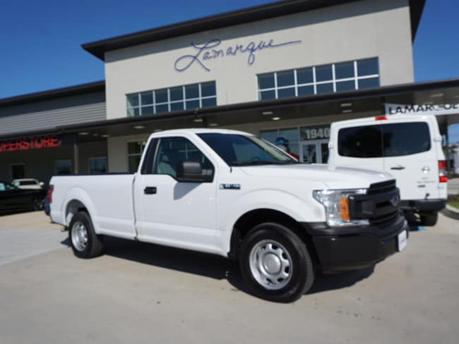 Used 2018 Ford F-150 Truck Regular Cab for sale in Kenner, LA