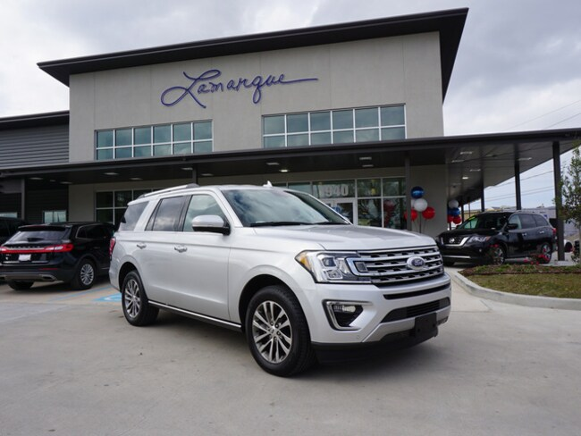 Used 2018 Ford Expedition Limited SUV for sale in Kenner, LA