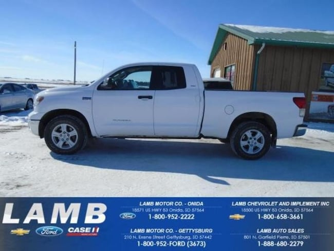 2010 Toyota Tundra Grade Crew Cab Short Bed Truck