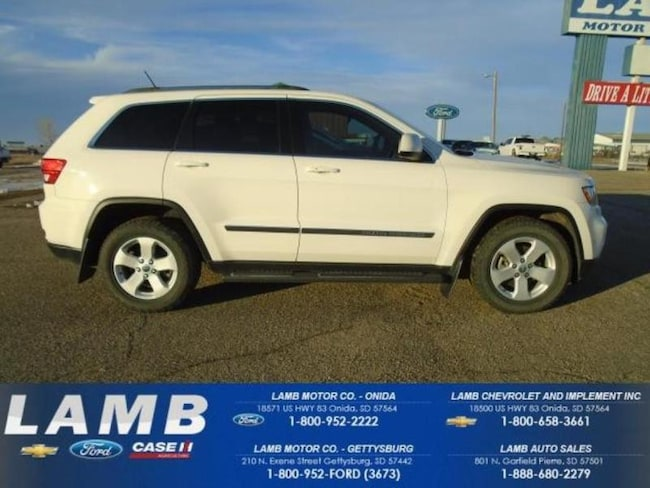 2011 Jeep Grand Cherokee Laredo SUV