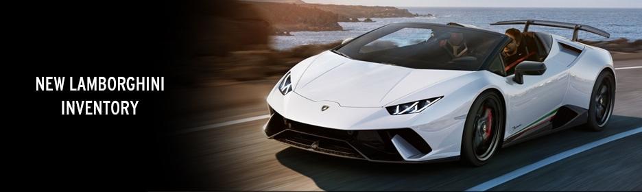 Our New Inventory At Lamborghini Broward